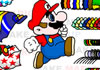 Hra Mario Dress Up
